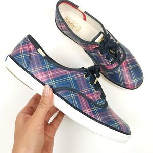 Plaid Keds Champion Sneaker